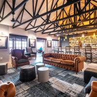 Gondwana Etosha Safari Lodge, hotel in Okaukuejo