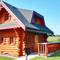 Ubytovanie Koliba Pacho - Zrub Evka, hotel in Prievidza