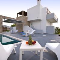 Xenos Villa 1 With Private Swimming Pool, Near The Sea