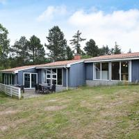 Three-Bedroom Holiday home in Knebel 22