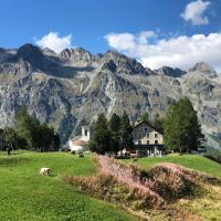 Hotel Sonne Fex Alpine Hideaway