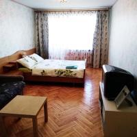 1-комнатная чистая квартира эконом класса в центре, WiFi