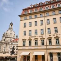 Steigenberger Hotel de Saxe, hotel di Dresden