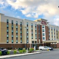 Hampton Inn & Suites Morgantown / University Town Centre, Hotel in Morgantown