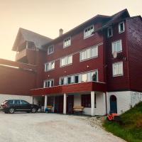 Voss Fjell Hotel, hotelli kohteessa Vossestrand
