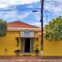 Pousada Integração Buritizal, hotel em Buritizal