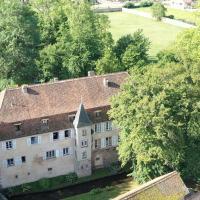 Chambres d'hôtes Château De Grunstein, hôtel à Stotzheim
