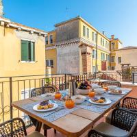 La Dimora di San Maurizio 4 Deluxe Apartment with Terrace