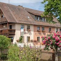 Gasthof Zur frohen Einkehr, hotel in Reichardsroth