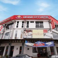 OYO 619 Grand City Hotel 2, отель в Куантане