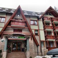 Apartmánový dom Fatrapark 1- Ap 318