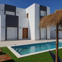 Villa de luxe avec piscine privée sans vis à vis à Djerba