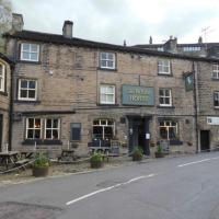 The White Horse Inn, hotel in Holmfirth