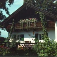 Zimmer mit Alpenblick, Hotel in Bichl