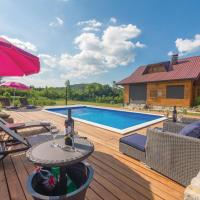 Stunning home in Gospic w/ WiFi, Outdoor swimming pool and 3 Bedrooms