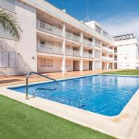 Stunning apartment in Oropesa del Mar w/ Outdoor swimming pool, Outdoor swimming pool and 2 Bedrooms