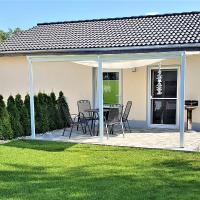 Ferienhaus Paul am Klostersee, Urlaub mit Hund, Hotel in Dargun