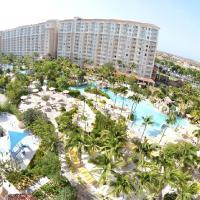 Aruba Marriott Surf and Ocean BeachFront Clubs