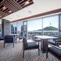 Tmark Grand Hotel Myeongdong, hotel v Soulu