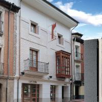Hotel Isabel, hotel in Briviesca