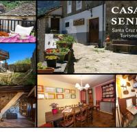 CASA SENERA, hotel in Santa Cruz de la Serós