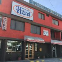 Hosteria Mitad del Mundo, hotel em Cayambe