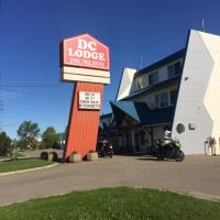 DC Lodge, hotel em Dawson Creek