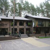 Vila Kelmyne, hotel in Molėtai