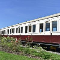 Railway Carriage Two, hotel in Occold