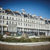 BEST WESTERN PLUS Dover Marina Hotel & Spa, hotel in Dover