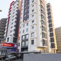 Magic suite sabah Alsalem, hotel perto de Aeroporto Internacional do Kuwait - KWI, Kuwait