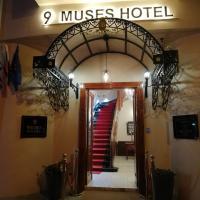 9 Muses Hotel, hôtel à Larnaka