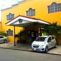 Hotel del Centro, hotel in San Miguel