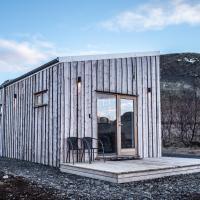 Au44 cottages - Arngrimslundur, hótel á Flúðum