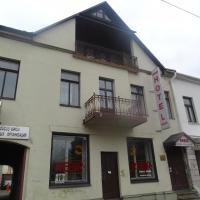 Hotel Rebir, hotell sihtkohas Daugavpils