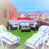 Apartamento con Vistas al Mar y a la Montaña SUNRISE - SUNSET CHILL OUT