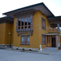Yangkey Villa, hotel in Paro