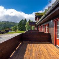Lysgården på Eventyrlige Skaret, Molde, hotell i Molde