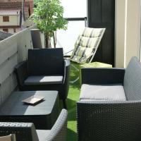Victoria-T2-41m2-Balcon, wifi, linge, produits, ménage inclus