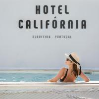 Hotel California Urban Beach - Adults Only, hotel in Albufeira