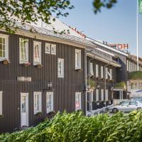 Hotell Funäsdalen, hotell i Funäsdalen