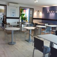 Kyriad Toulouse Sud - Roques, hotel in Roques Sur Garonne