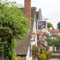 Ye Olde Punchbowl Country Inn & Gardens, hotel in Bridgnorth