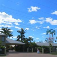 Biloela Palms Motor Inn, hotel sa Biloela