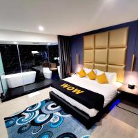 WOW Hotel Penang, hotel in George Town