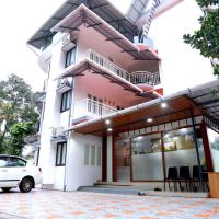 Base9 Airport Hotel, hotel in Nedumbassery