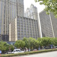 Metropolo, Wuhan, Wanda Residence, Riverside Avenue, отель в Ухани