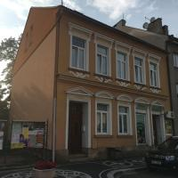 Penzion Zámecký park, отель в городе Лазне-Белоград