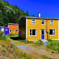 East Coast Newfoundland Cottage & Cabins, hotel em Bauline East
