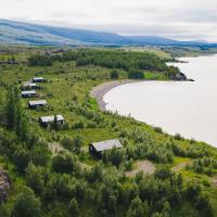 Stóravík Cottages, hotel in Egilsstaðir